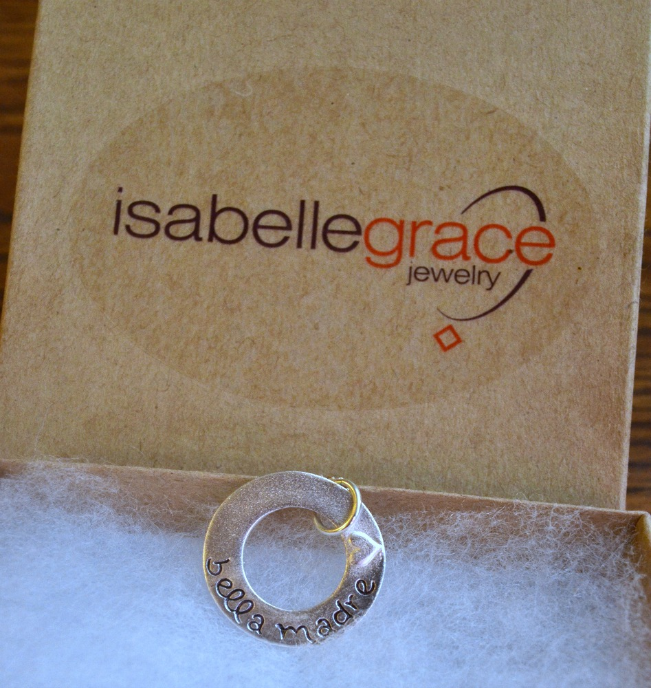 Isabella Grace Bella Madre Necklace | Optimistic Mommy