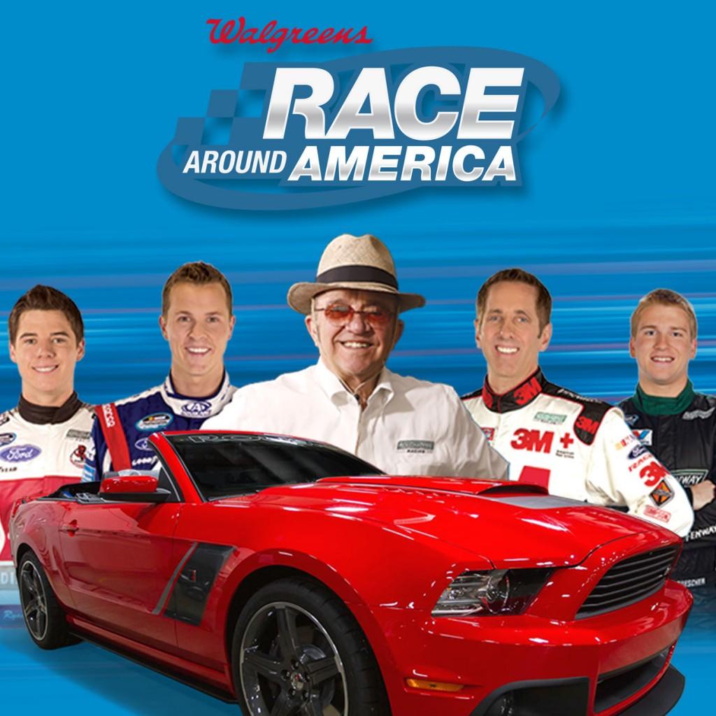 Walgreens Race Around America + $25 Gift Card Giveaway! #RaceAroundAmerica | Optimistic Mommy