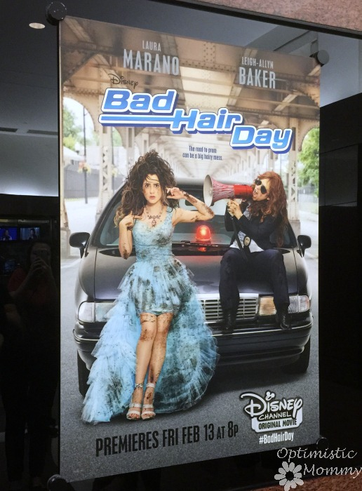 Interview With Leigh-Allyn Baker of #BadHairDay #McFarlandUSAEvent | Optimistic Mommy
