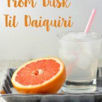Captain Morgan's From Dusk Til Daiquiri | Optimistic Mommy