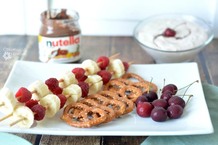 Nutella Cool Whip Dip Recipe