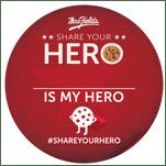 Share Your Hero