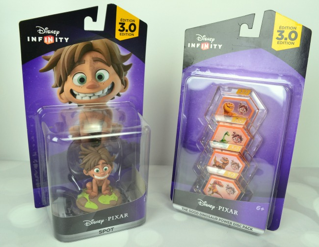 THE GOOD DINOSAUR Disney Infinity 3.0 Addition and Toy Line #GoodDinoEvent