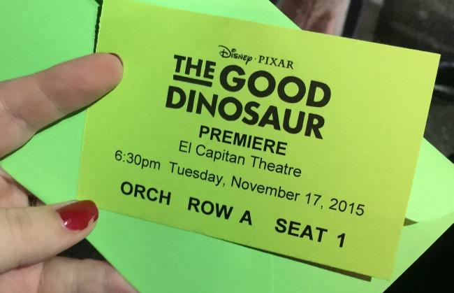 The Good Dinosaur Premiere -01