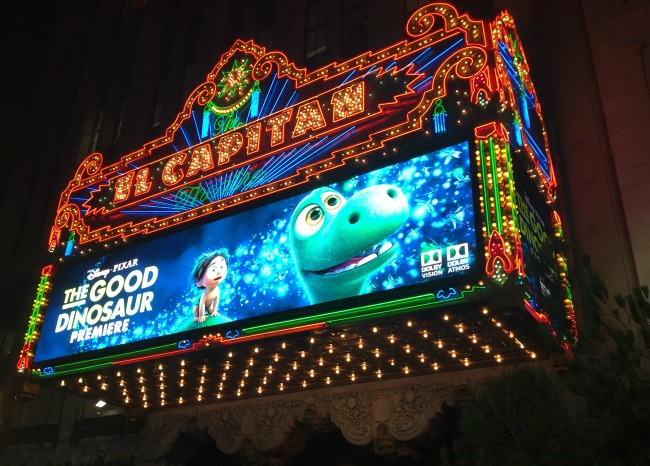 The Good Dinosaur Premiere -02