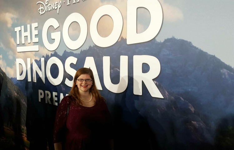 The Good Dinosaur Premiere -04