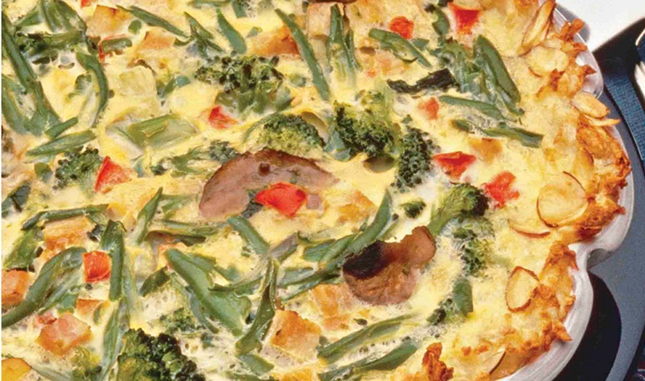 turkey-vegetable-hash-brown-quiche