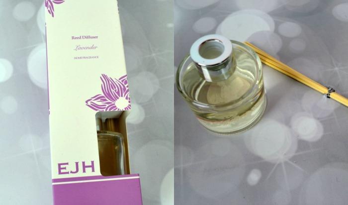 FabFitFun The Winter Box - EHJ Brand Reed Diffuser