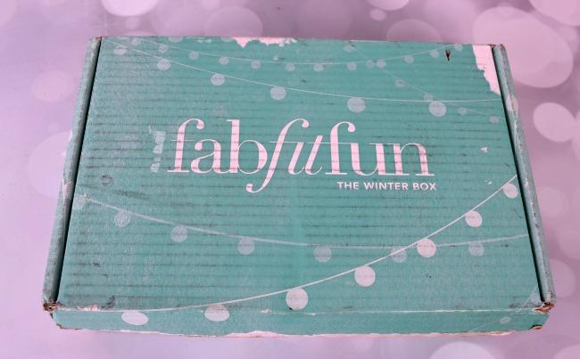 FabFitFun The Winter Box