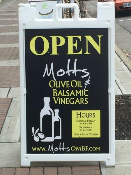 Motts Olive Oils Wooster OH -01