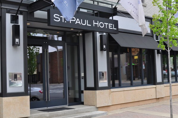 Photo Credit: StPaulHotelWooster.com