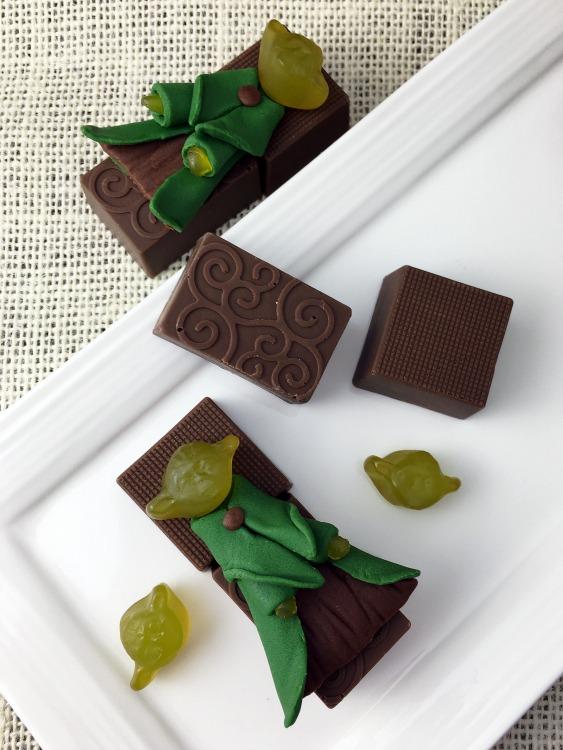 Star Wars Yoda Chocolate Candies -02