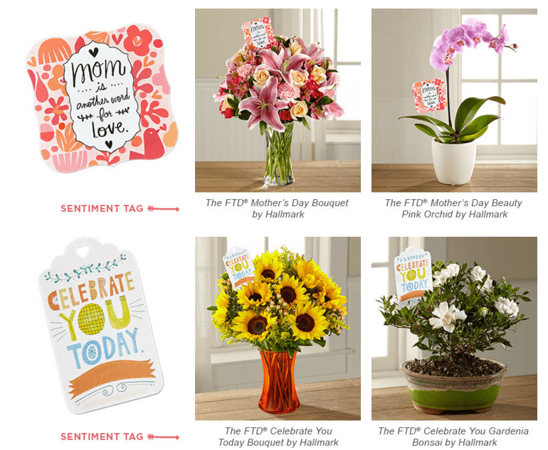 Hallmark Flowers Mothers Day
