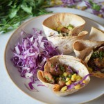 Lime Taco Cups Recipe