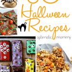 30 Halloween Recipes | Optimistic Mommy