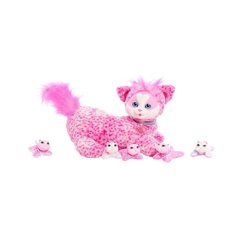 How many kittens will your child's Kitty Surprise have? Have fun guessing and nurturing your kitty!