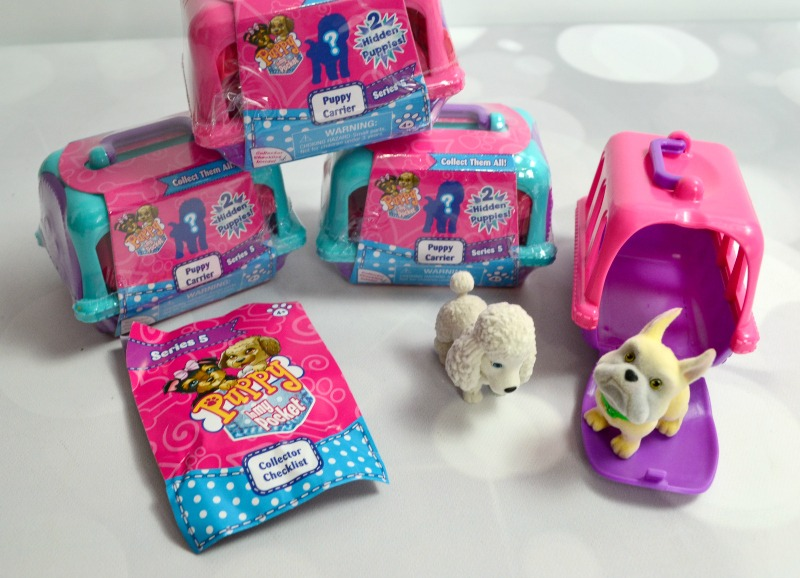 All children love puppies, right? Then I have a toy collection to share with you that I guarantee that they will love! Puppy In My Pocket!