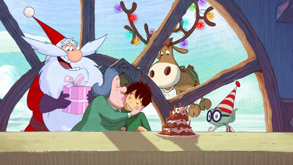 Santa's Apprentice DVD