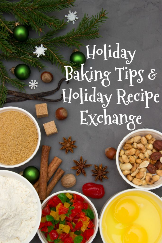 The holiday baking season is well upon us - and I am excited to share a delicious Christmas cookie recipe with you, as well as some baking tips and egg nutrition!