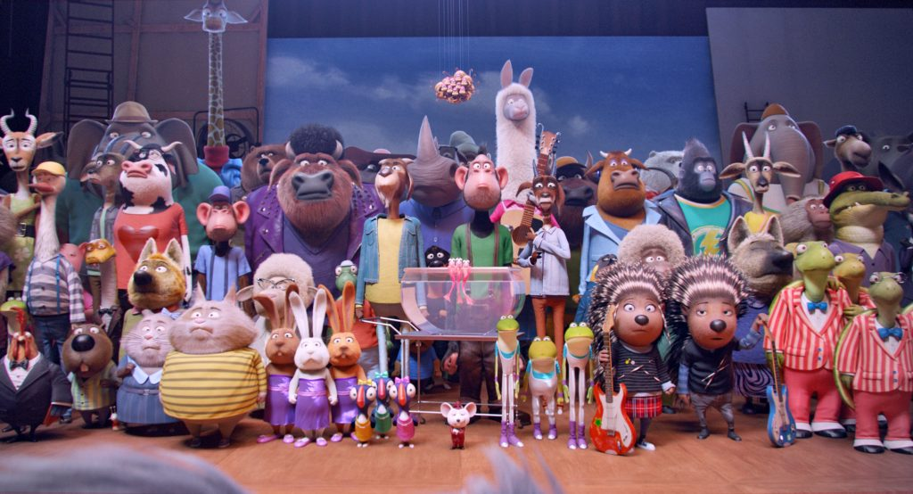 Don't miss Illumination Entertainment's release of SING this December 21, 2016!