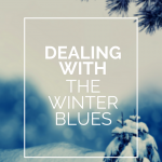 There is such a thing as seasonal depression and while some of us may have it hit harder than others, there are still ways you can deal with winter blues.