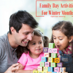 Family Day Activities: Don't miss our top picks for Family Day Activities For Winter Months! This list is just what you need to have fun snow days!