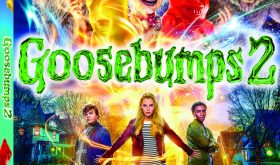 Goosebumps 2 Now Available on DVD & Blu-ray!