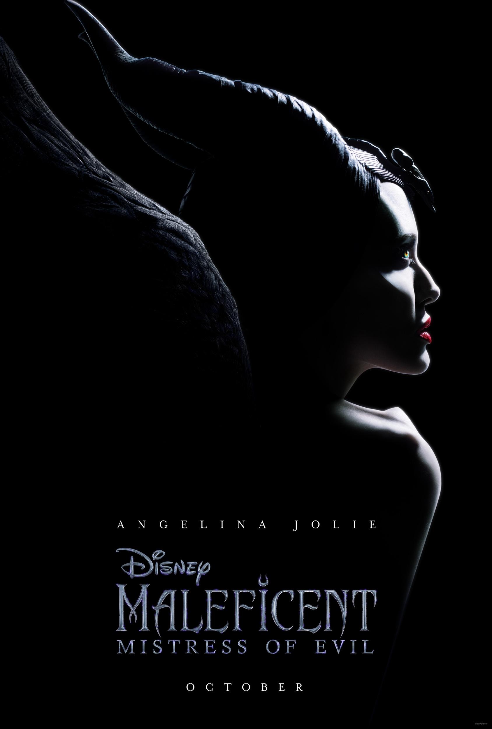 Maleficent: Mistress of Evil Teaser Poster