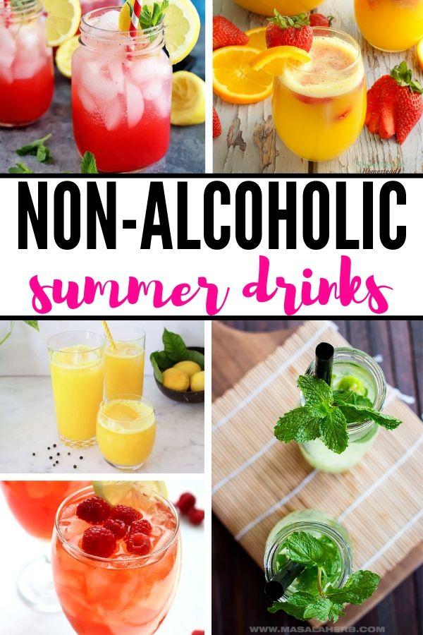 Non-Alcoholic drinks