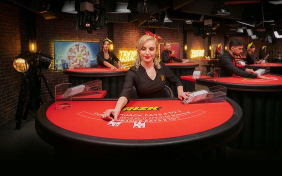 Casino Live Roulett