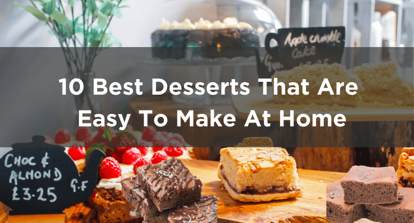 Best & easy desserts