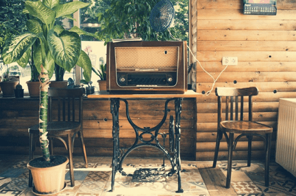 Antique and vintage furnishings